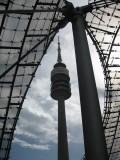 Munich. Olympiaturm (Olympic Tower)