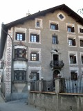 Pontresina. A traditional Engadin house – Chesa Dr. Campell, 1740