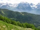 View from Alp Grüm