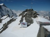 Publicity at 3.303 mts.above sea level