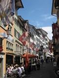 Zurich. Augustinergasse