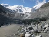 The Retreat of a Glacier