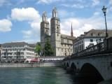 Zurich. Grossmünster