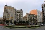 Logroño. Plaza del Alférez Provisional