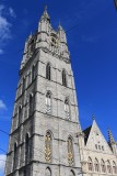 Ghent. The Belfry Tower