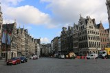 Antwerp. Grote Markt (City Square)