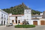 Alconchel con el Castillo de Miraflores