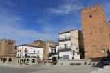 Cáceres. Plaza Mayor