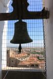Cáceres. Vista desde la Iglesia de San Fco.Javier