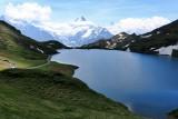 Grindelwald. Lake Bachalpsee
