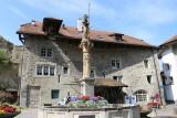 Fribourg/Freiburg. Place des Forgerons
