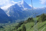 Going down to Grindelwald