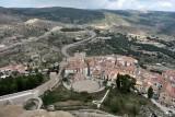 Morella. Vista desde el Castillo
