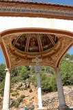 Santuari de la Balma. La Creu Cuberta