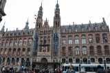 Amsterdam. Magna Plaza Shopping Center