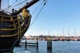 Amsterdam. Maritime Museum (Scheepvaartmuseum)