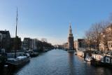 Amsterdam. Montelbaanstoren