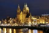 Amsterdam.Nicolaaskerk