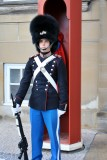 Copenhagen. The Royal Guards