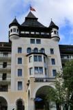Pontresina. Hotel Walther