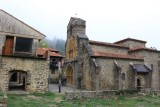 Piasca. Iglesia de Santa Maria