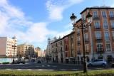 Burgos. Plaza de Vega
