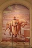 Burgos. El Cid in the Cathedral