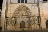 Burgos  Cathedral. Puerta de la Coronería