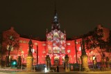 Hospital de Sant Pau.Llums de Nadal