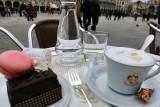 A Cappuccino in Caffe Florian