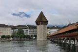 Luzern. Wasserturm