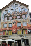Luzern. Restaurant Fritschi