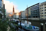 Hamburg. Nikolaifleet
