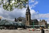 Hamburg. Hauptbahnhof