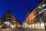 Hamburg. Mönckebergstrasse