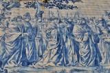 Porto. Igreja do Carmo Azulejos