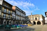 Guimarães. Largo da Oliveira