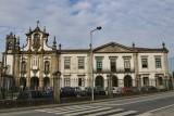 Guimarães. Igreja St.António dos Capuchos