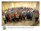 Hilo HS 50th Reunion