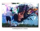 Kaka'ako Wall Art 2014