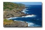 Oahu's landscapes