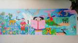Aina Haina Elementary School Mural