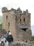 Iverness &Urquhart Castle (on Loch Ness)