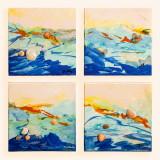 Ocean View Series.10x10 each