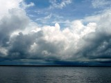Cloudy Day on the Neuse River ~ August 6th