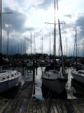 Docked ~ August 18th