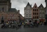 stormy Bruges