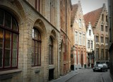 side street in Bruges