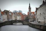 de grachten van Brugge