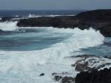 l'océan déchainé